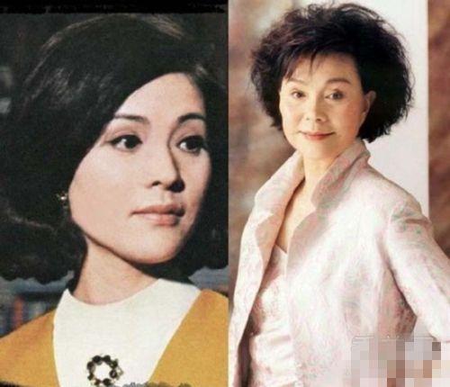 年轻的时候她演了不少琼瑶电影