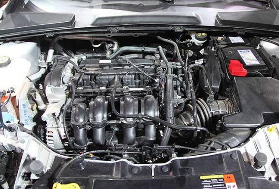 长安福特全新福睿斯量产版所搭载的1.5L自然吸气发动机-长安福特福睿高清图片