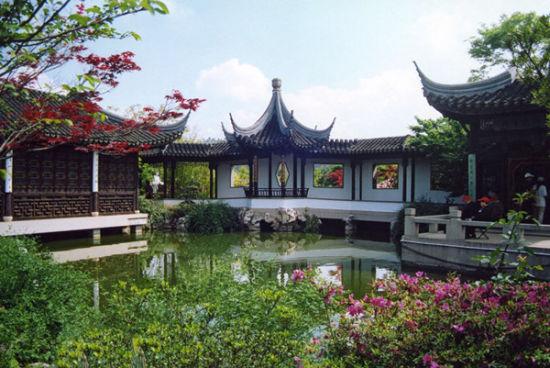 游苏州园林-定园(游览约90分钟)