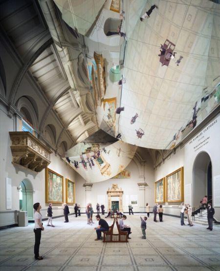 bmw双重空间装置艺术将亮相伦敦设计节