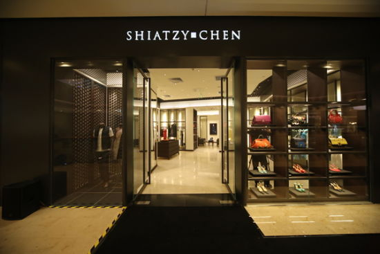 SHIATZY CHEN 南京德基广场精品店盛大开幕