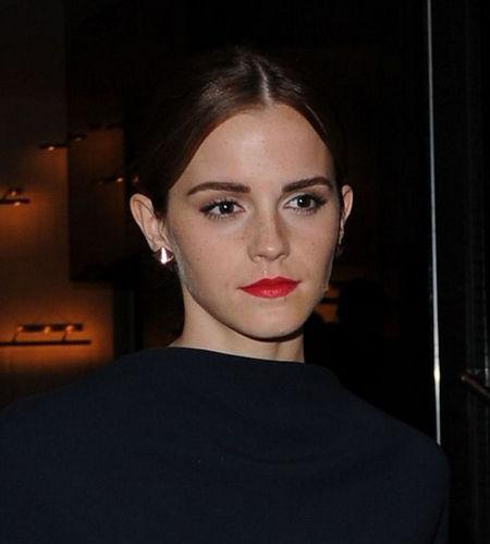 Emma Dior晚宴妆容