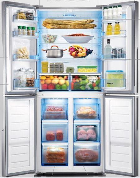 整个冰箱行业产品结构趋势也将更加明显