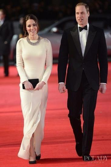 凯特王妃和威廉王子(The Duke & Duchess of Cambridge)