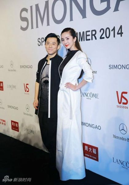 杨幂-in-Simon-Gao