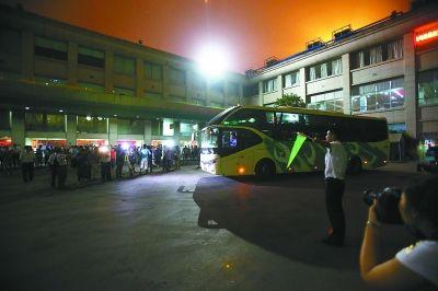 运营46年的南京中央门长途汽车站谢幕