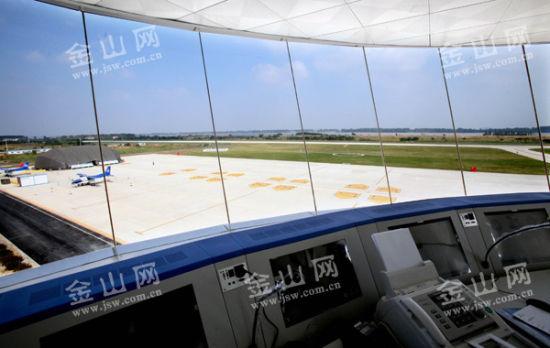 镇江大路通用机场具备通航条件