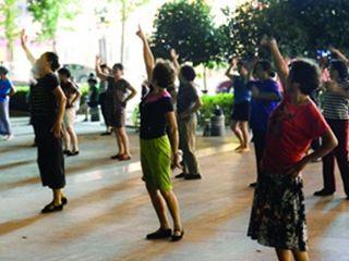 南京拟出广场舞管理方案
