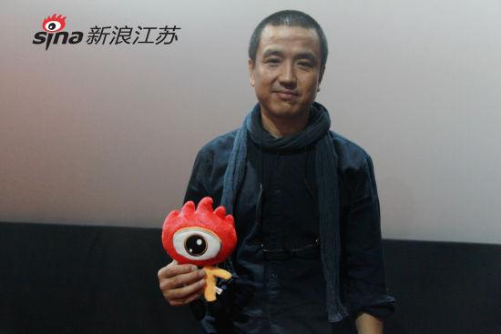 著名导演娄烨接受新浪江苏采访