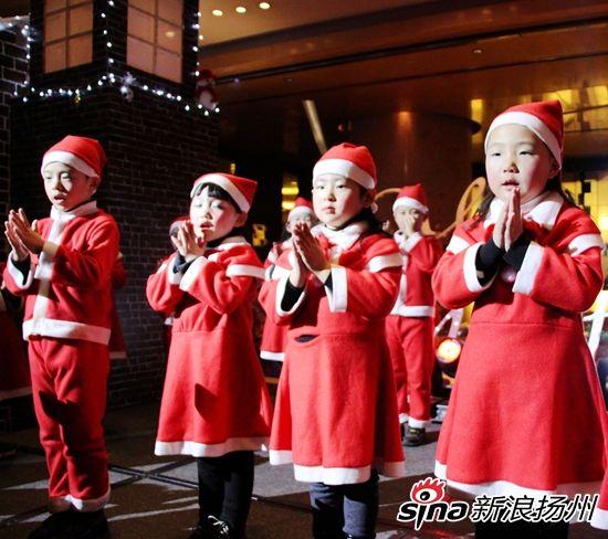 圣诞预热扬州模式福朋绿地开启圣诞商务_新ktv酒店情趣意思什么是图片