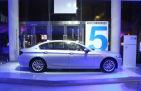 BMW 5系混动