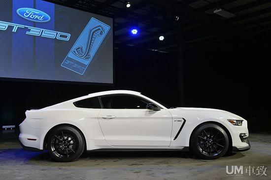 超500马力 福特Shelby GT350 Mustang