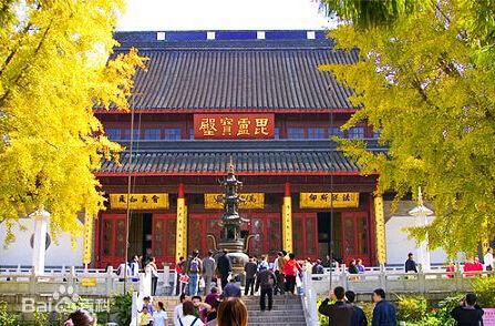 南京栖霞寺