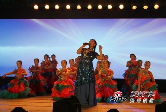 歌舞《美丽中国梦》