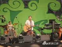 野外合作社:很喜欢在南京做音乐
