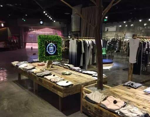 2050-style韩国设计师品牌集合店 引领购物新时代