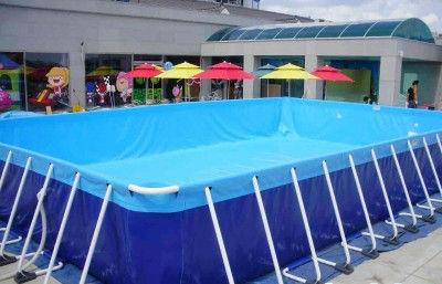 游泳池设计规范展示