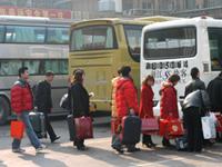 南京公路客运部门:中短途旅客错开2月6日下午和7日上午