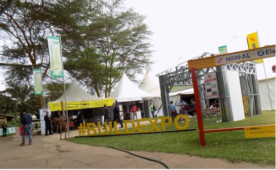 第19届肯尼亚国际建筑建材贸易博览会 福瑞智