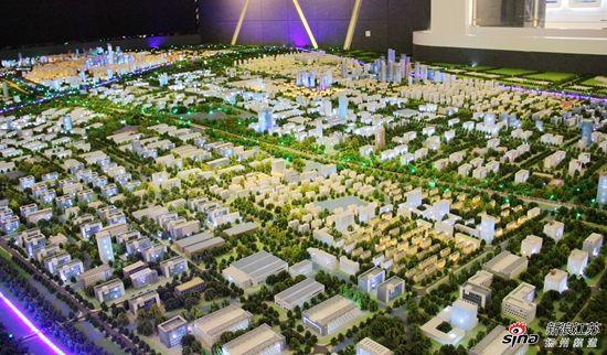 扬州未来规划图