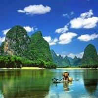 四月如梦般的桂林美景