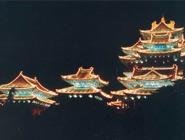 阅江楼夜景