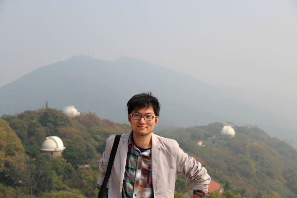 同登紫金山天文台