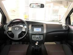 日产 东风日产 骊威 2010款 劲锐版1.6gx mt标准型