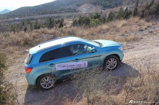 12.88万南通海安三菱汽车4S店三菱SUV劲炫高品质低价格