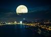 超级月亮美到心醉