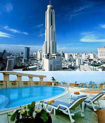 近观曼谷第一高楼