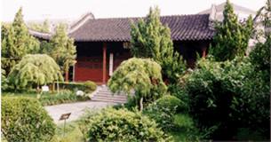 泰州名胜古迹之安定书院