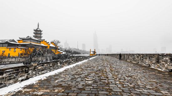 摄影家眼中的南京明城墙