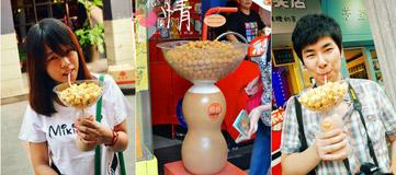 南京也有爆奶杯啦!