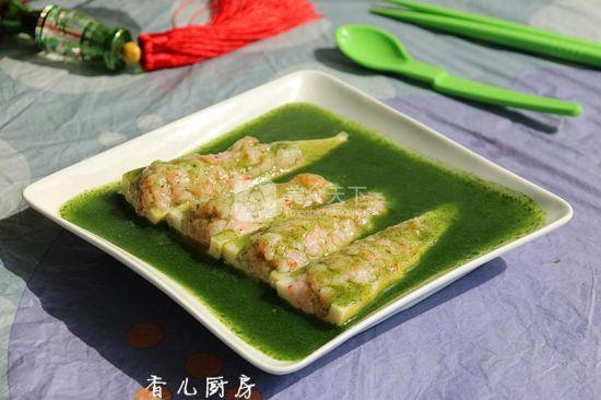 翡翠虾滑�