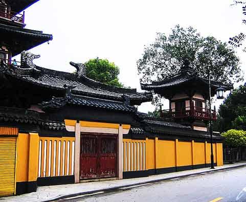 宜兴大觉寺